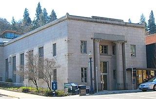 Butler Bank building in Hood River, Oregon, United States