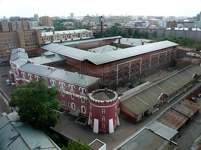 Butyrka Prison, Moscow By Butyrka_prison.jpg: Stanislav Kozlovskiy derivative work: V2k (Butyrka_prison.jpg) [CC-BY-SA-3.0 (https://creativecommons.org/licenses/by-sa/3.0)], via Wikimedia Commons