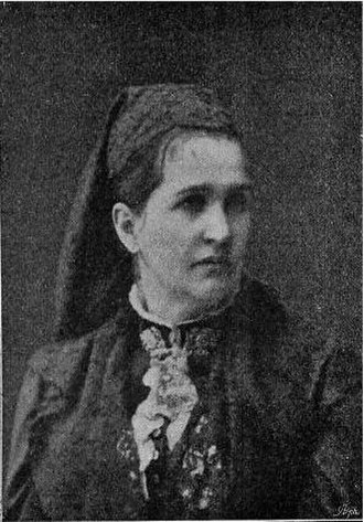 Elisabeth Boehm - Elisabeth Boehm, 1901