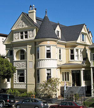 C. A. Belden House - Image: C. A. Belden House (San Francisco)