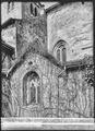 CH-NB - Grandson, Eglise réformée Saint-Jean-Baptiste, vue partielle extérieure - Collection Max van Berchem - EAD-7265.tif