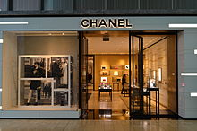 chanel butikker i europa