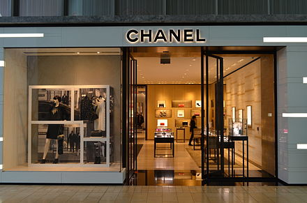A Chanel store in North America CHANELYorkdale.jpg
