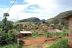 COSV - Mozambico 2010 - Distretti di Gilè e Pebane - Villaggio.jpg