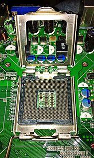 LGA 775 Intel desktop CPU socket