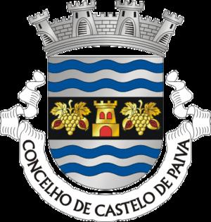 Castelo de Paiva - Image: CPV