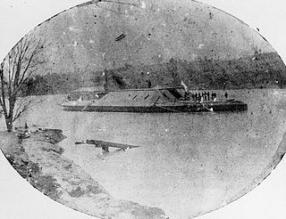 CSS <i>Muscogee</i> Confederate river warship of American Civil War