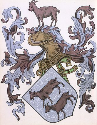 Pedro Álvares Cabral - The coat of arms of Cabral's family