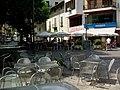 Cafes around Soller main square - panoramio.jpg