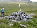 Cairn on Cowal Way - geograph.org.uk - 1431261.jpg