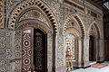 Cairo, chiesa sospesa, atrio 06.JPG