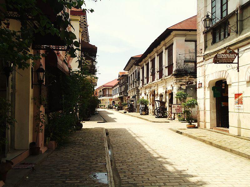 Calle Crisologo, Vigan Ilocos Sur.JPG