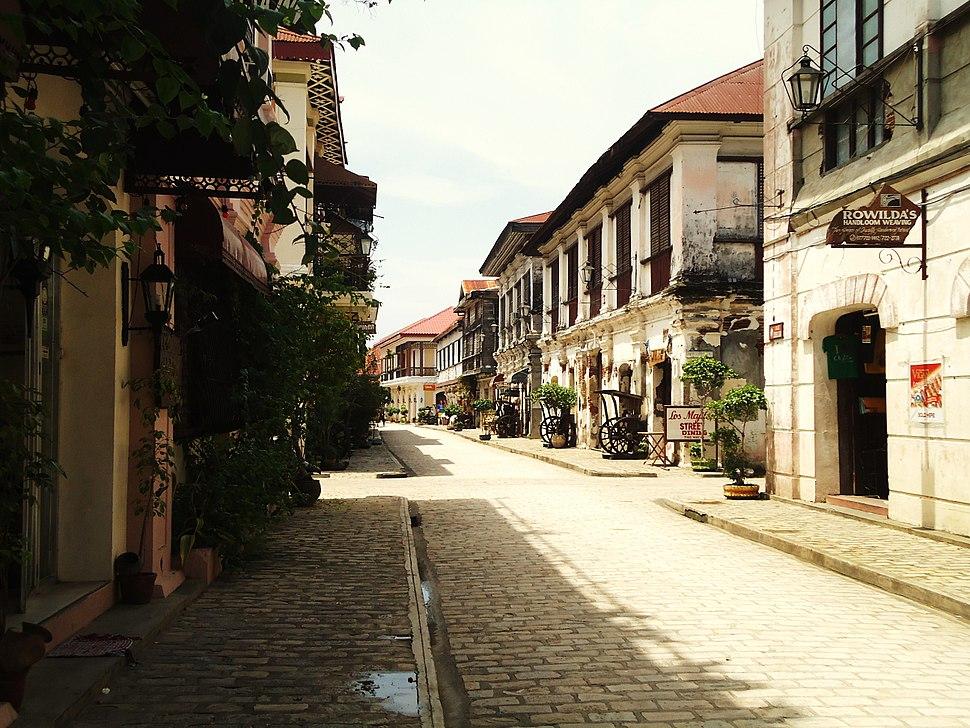 Calle Crisologo, Vigan Ilocos Sur