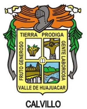 Calvillo Municipality - Image: Calvillo Escudo