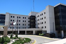 Campbell County Memorial Hospital in Gillette, Wyoming.jpg