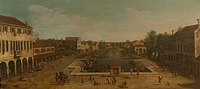 Canaletto (1697-1768) (attributed to) - View of Mestre - 1507741 - National Trust.jpg