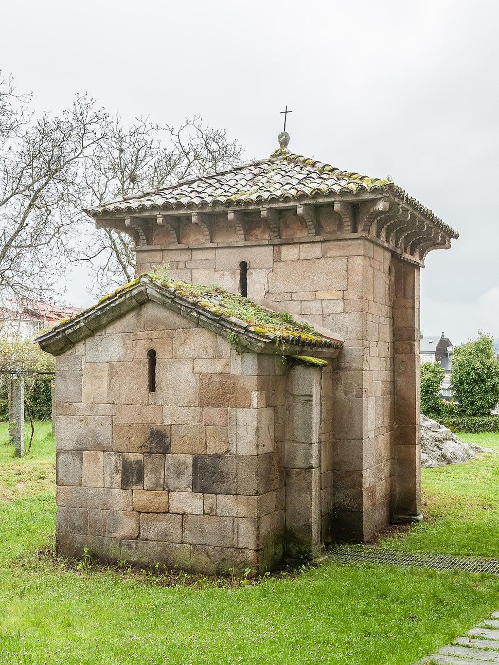 Capela de San Miguel. Mosteiro de San Salvador de Celanova 2