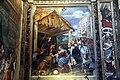 Cappella dei Magi, Il Pordenone, Adorazione dei Magi 06.jpg