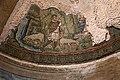 Cappella di sant'aquilino, mosaici del 390 dc ca., ratto di elia, 02.jpg
