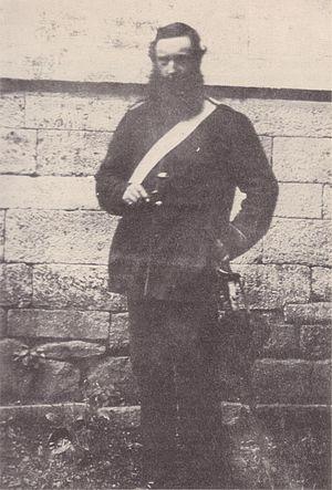 Charles Elliot - Captain Charles Elliot