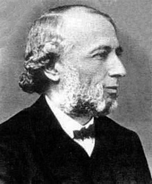 Carl Wilhelm Borchardt - Carl Wilhelm Borchardt (1817-1880)