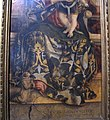 Carlo crivelli, Madonna col Bambino e un piccolo frate francescano orante, 1482, 03.JPG