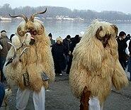 Carnival in Mohács