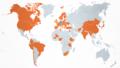 Carte des pays visités par Joachim Gauck.png