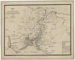 Carte du Bosphore, avec Constantinople et les lieux environnants, ainsi que le tracé de la communication à bateaux à vapeur.jpg