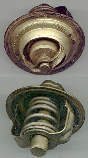 Thermostat - Car engine thermostat