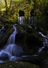 Cascada, Parque natural Fragas del Eume.jpg