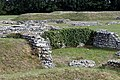 Castle Richborough Fort interior ruins Richborough Kent England 3.jpg