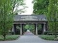 Castrop-Rauxel entrance of Waldfriedhof.jpg