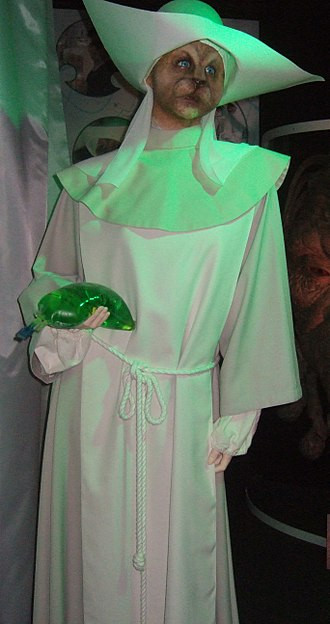 New Earth (Doctor Who) - The Sisters of Plenitude as shown at the Doctor Who Experience.