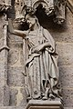 Catedral de Sevilla. Portada del Bautismo. 03.JPG
