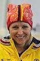 Cathleen Martini bei der Olympia-Einkleidung Erding 2014 (Martin Rulsch) 01.jpg