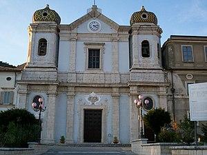 Roman Catholic Diocese of Cerreto Sannita-Telese-Sant'Agata de' Goti - Cathedral in Cerreto Sannita