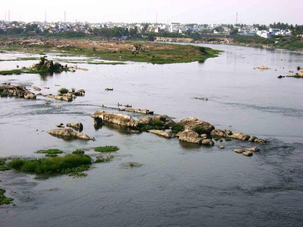 Cauvery at Erode