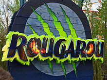Description de l'image Cedar Point Rougarou entrance sign (3697).jpg.