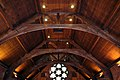 Ceiling of Holy Name church, Oxton.jpg