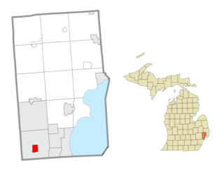 Center Line, Michigan City in Michigan, United States