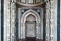 Central Mihrab, Qila-e-Kuhna Masjid (01).jpg