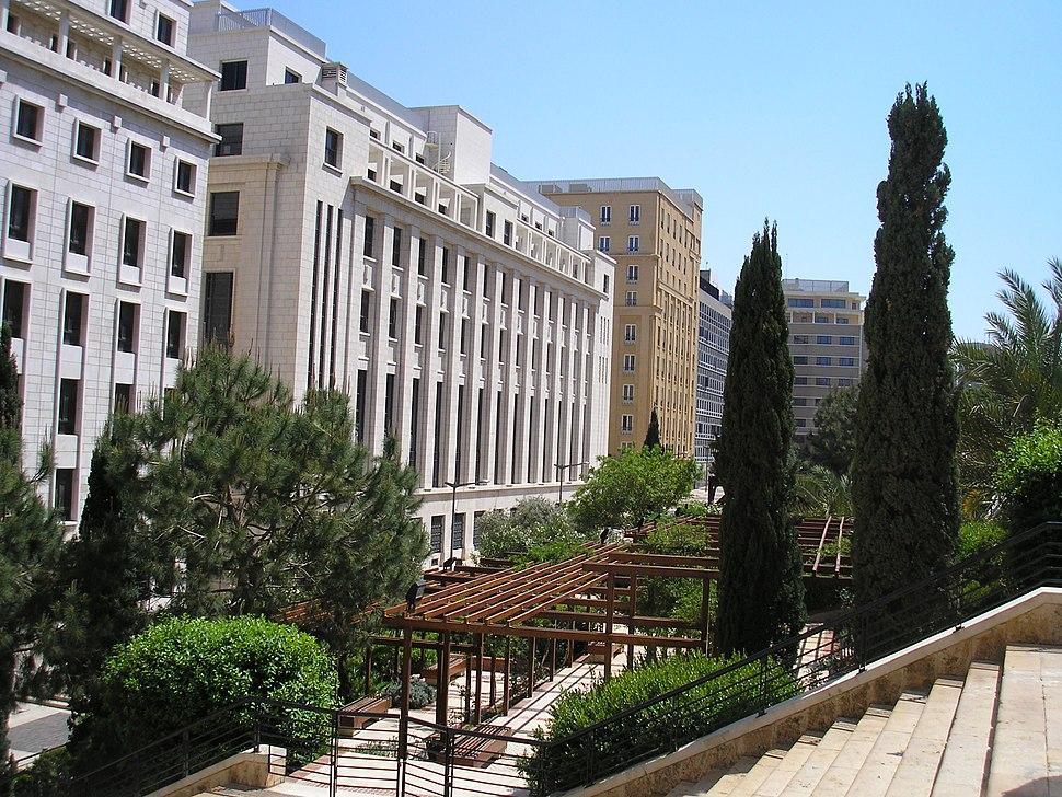 Centre-ville de Beyrouth