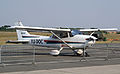 Cessna 172 YU-DOC Aero X3M Novi Sad, september 01, 2012.jpg