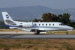Cessna 560XL Citation Excel, Sundt Air JP6087140.jpg