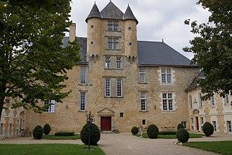 Avanton - The Château of Avanton