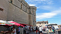 Château de Gordes and the market.jpg