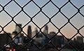 Chainlink fence Fence Barrier.jpg