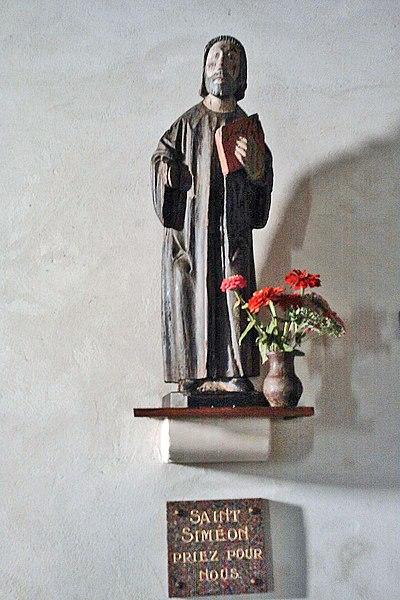Chapelle Saint-Siméon-le-Stylite  à fr:Portbail