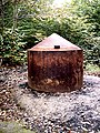 Charcoal burner, Pound Wood - geograph.org.uk - 267792.jpg